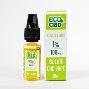 Eco CBD Isolate CBD Vape 100mg